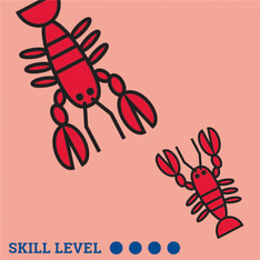 Lobster - Swim for Ages 3 and Up Advanced